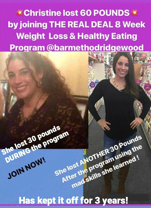 Gladys DiTroia Weightloss Success Story 1