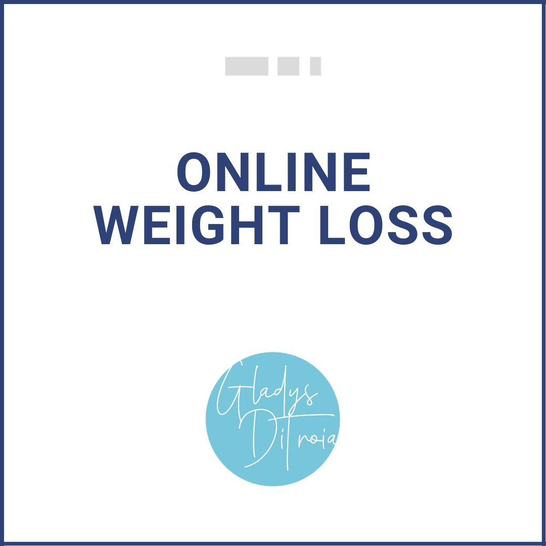 Online Weightloss Course Graphic